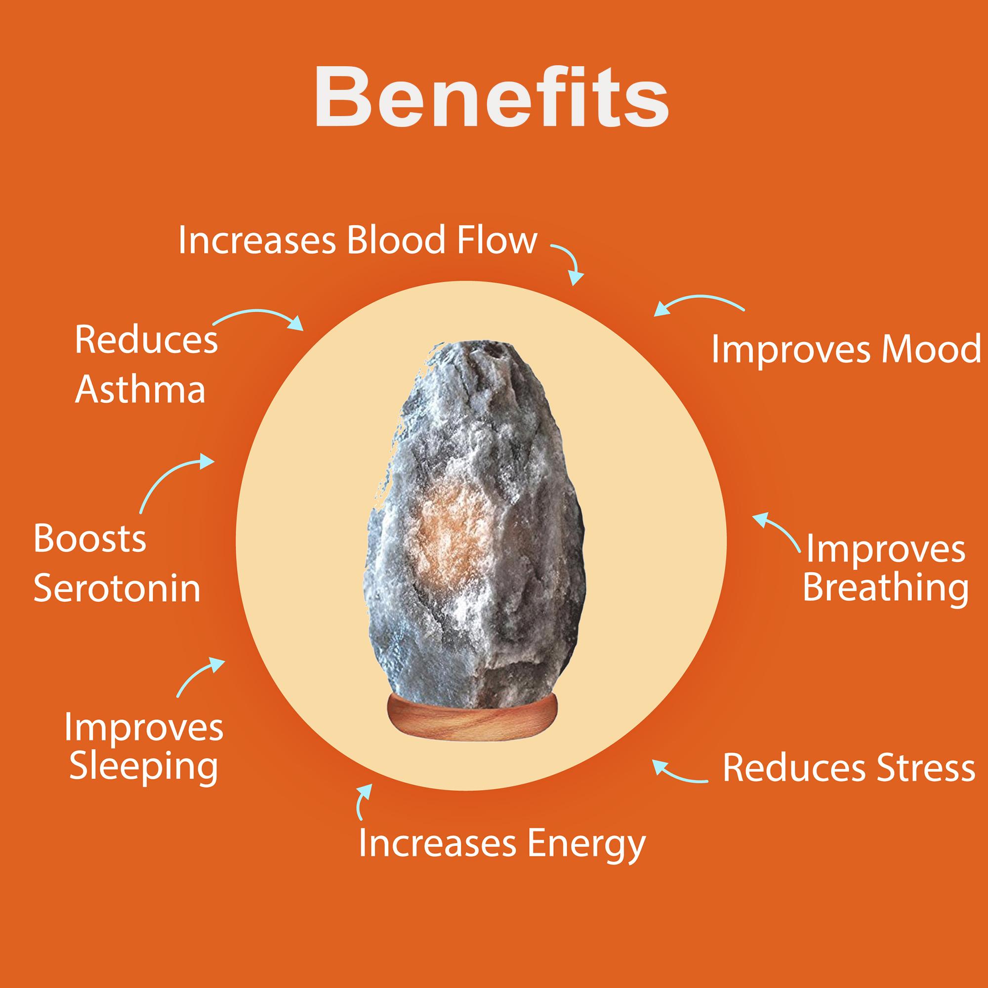 7 benefits - Saltpur Himalayan Salts