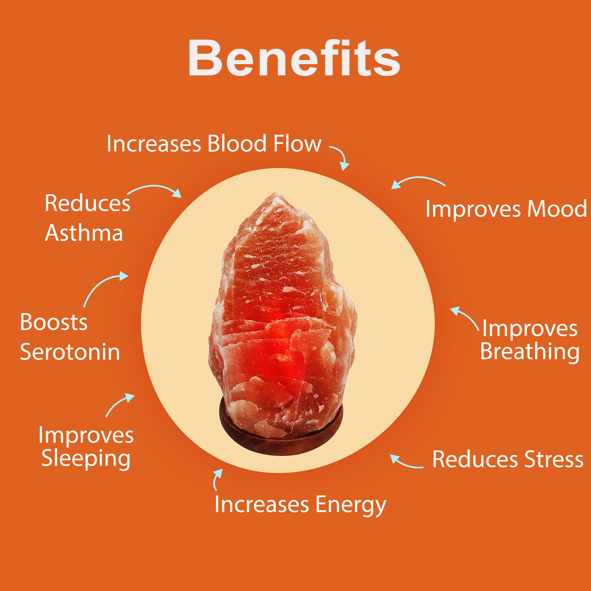 7 benefits 2 - Saltpur Himalayan Salts