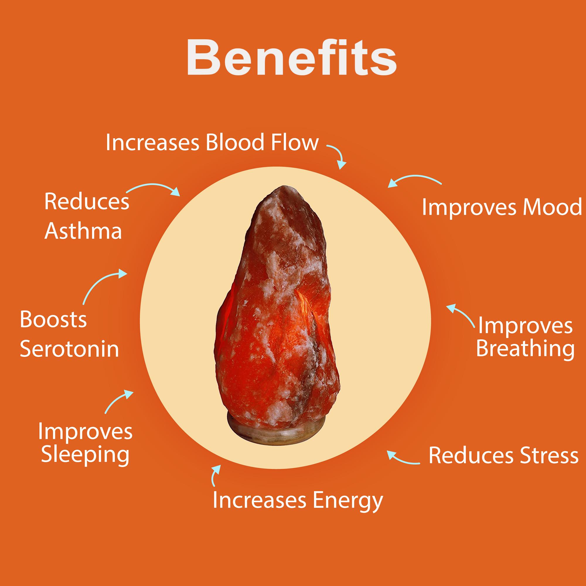 7 benefits 4 - Saltpur Himalayan Salts