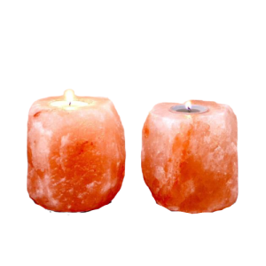 Candle Holders Banner Saltpur - Himalayan Salts