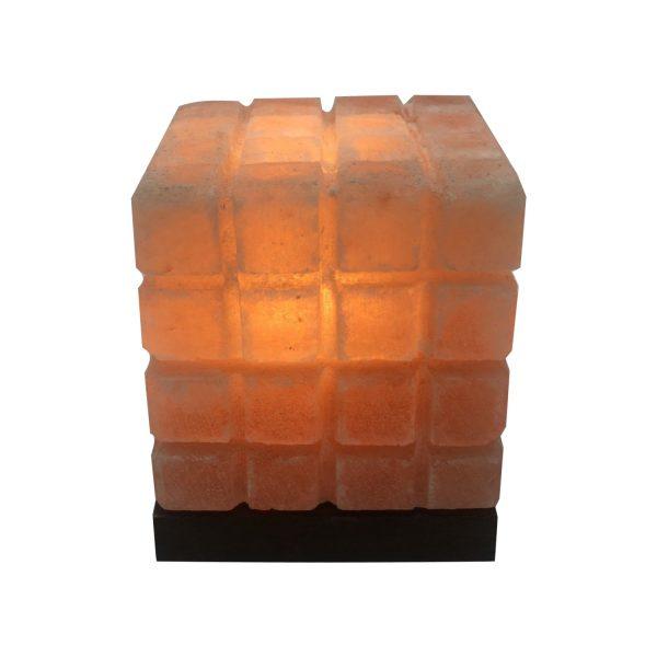 Cube Cut Salt Lamp Saltpur - Saltpur Himalayan Salts