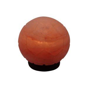 Himalayan Football Salt Lamp - Saltpur Himalayan Salts