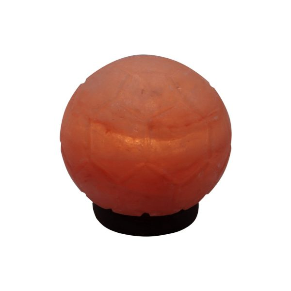 Himalayan Football Salt Lamp - Saltpur Himalayan Salts