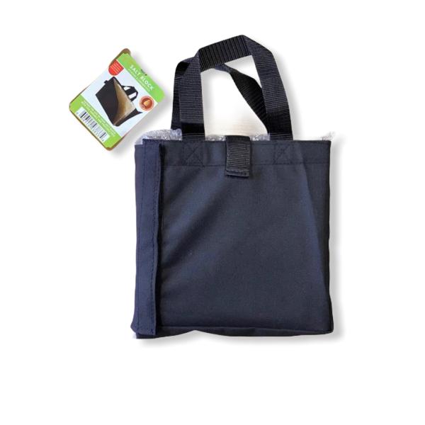 Himalayan Salt Cooking Block Carry Bag Suitable for 8 x 8 x 1 8 x 8 x 2 inch Slab - Saltpur Himalayan Salts