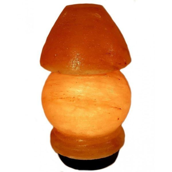 Himalayan Table Lamp Shape Salt Lamp - Saltpur Himalayan Salts
