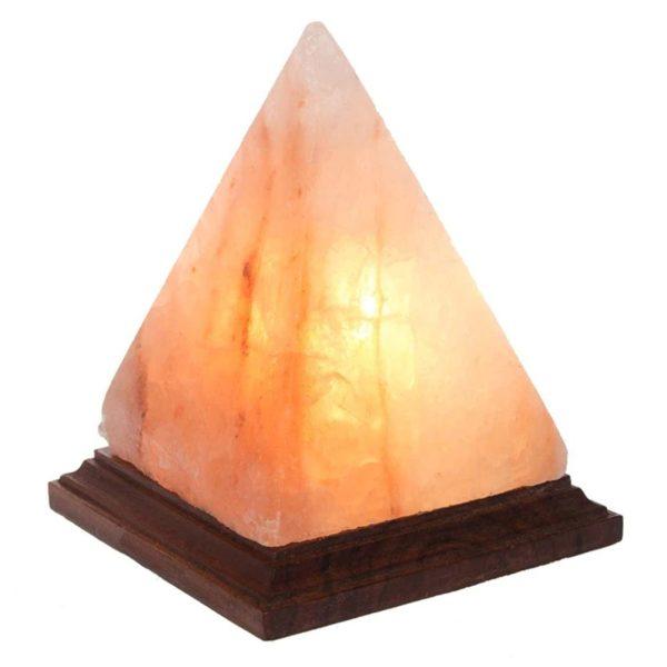 Pyramid Salt Lamp Saltpur - Saltpur Himalayan Salts