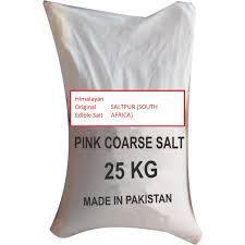 Saltpur Himalayan Pink Salt Fine 25 Kg - Saltpur Himalayan Salts