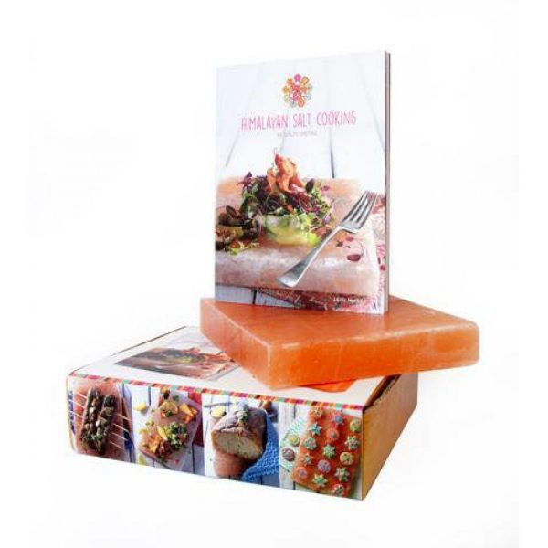 Saltpur Salt Cook Book Gift Pack - Saltpur Himalayan Salts