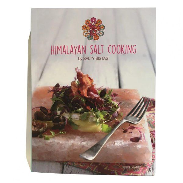 Saltpur Salt Cook Book by Salty Sistas - Saltpur Himalayan Salts