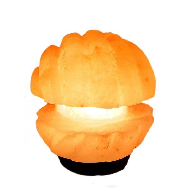 Shell Salt Lamp M Saltpur - Saltpur Himalayan Salts