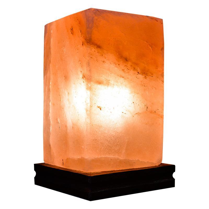 Himalayan Pillar Salt Lamp Medium 3 5 Kg - Saltpur Himalayan Salts