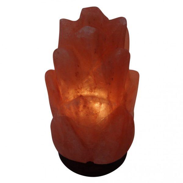 Himalayan Pineapple Salt Lamp - Saltpur Himalayan Salts